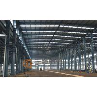 化工行业钢结构厂房工程选三维钢构