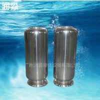 广州润淼厂家直销水处理设备 精密过滤不锈钢活性炭吸附罐
