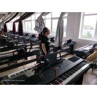 多媒体数码钢琴教学软件 电钢琴实训室设备 学校音乐教学系统