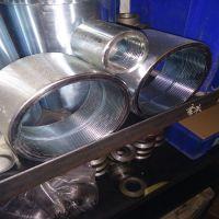 304不锈钢 单/双接头管箍 螺纹半管接头 管帽的生产厂家 齐鑫