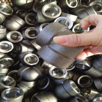 生产碳钢承插焊弯头 螺纹弯头 20# 欢迎来电咨询
