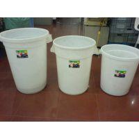 供应品木带塑料环卫垃圾桶批发