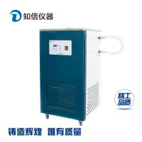 上海知信冷却液低温循环机ZX-LSJ-5D开口型实验室冷水机知信仪器