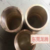 高温工作的轴套材料QSi3.5-3-1.5硅青铜管,QSi3-1硅青铜管材厂家