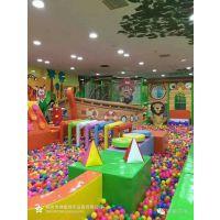 乡镇儿童乐园经营模式之如何更赚钱 亲子互动 郑州神童游乐