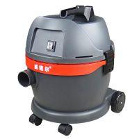威德尔小型耐酸碱大功率吸尘器GS-1020工业桶式集尘机