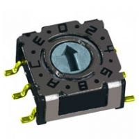 东莞 SOFNG D7-008 尺寸:10.0mm*10.0mm*4.4mm 编码开关