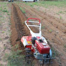 新款农用四驱微耕机 176型大棚果园柴油开沟培土机 志成牌多功能小型耕地机厂家直销