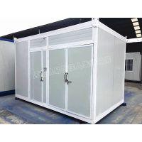 郑州住人集装箱式活动房设备房