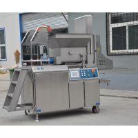 汉堡肉饼成型机 牛肉饼成型设备 力智厂家供应