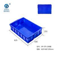 重庆赛普厂家供应 立体组合货架仓储塑料周转箱