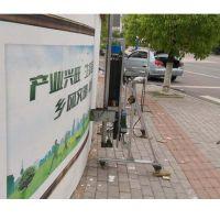 3d打印机立体壁画 墙体彩绘机户外墙面喷绘 北京墙体打印机