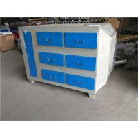工业用废气净化器活性炭净化吸附环保箱节能环保VOC废气处理过滤