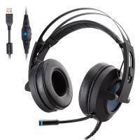 选手B10游戏耳机,发光振动耳机,电脑耳机,USB接口7.1声效带线控