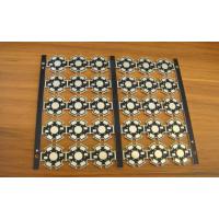 梅花六角星型铝基 PCB电路板/LED手电筒灯/直径20MM铝基板