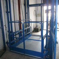 河南超威液压工厂直销SJD1.5*2.3工厂厂房固定防爆货梯