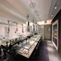 深圳凡路装饰,展柜定制 珠宝展示柜 质量有保障