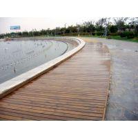 公园生态仿木地板 户外景观大型铺地板