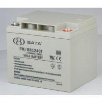 FM/BB12120T鸿贝铅酸蓄电池12V120AH官网最新报价直销