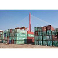 湛江到镇江集装箱海运钢材家电一个小柜要多少钱