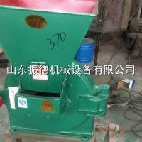 玉米饲料齿盘式粉碎机 稻壳粉碎机 振德 饲料加工设备