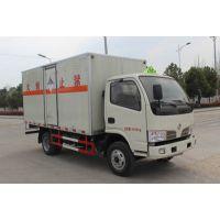 东风多利卡SCS5040XZWEV型杂项危险物品厢式运输车