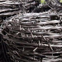 刺丝多少钱一米 刀片刺网 刀片刺绳滚笼网