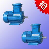 供应YB2-132S2-2隔爆型三相异步电动机 7.5KW上海能垦防爆电机