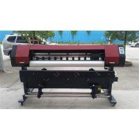 惠州渠道销售压电写真机 户外广告打印机 爱普生XP600喷头 性价比高
