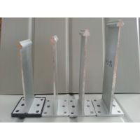 大量供应铝合金支架铝镁锰屋面配件18013225297