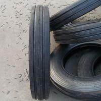 正品5.00-15农用拖拉机前轮双沟导向轮胎500-15直销 带内胎
