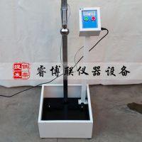 睿博联JGT376-C砂基透水砖抗冲击试验机