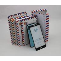东莞厂家直销手机壳包装盒 高档苹果小米华为牛皮纸手机壳包装 可定制