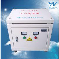 SG三相干式隔离变压器技术参数上海言诺