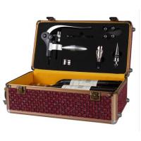 生产销售 铝箱 防震酒盒 防震仪器箱
