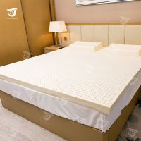 玮豪WOEI HAO家晚安泰国进口天然乳胶床垫200*180*5/7.5/10cm