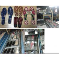 东莞PVC滴塑鞋底鞋面隧道炉,PVC双向滴塑生产线鞋底流水线烤箱