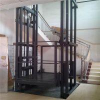 蚌埠供应导轨式升降货梯厂家,哪里定制厂房简易升降货梯