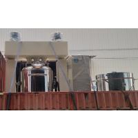 广东邦德仕免钉胶/防水胶/玻璃胶专用搅拌设备 安徽强力分散机
