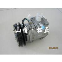 现货供应小松挖掘机300-7空调压缩机原厂现货20Y-979-6121山特松正梅净