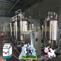 酸奶生产线-豆奶生产工艺