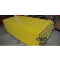 江苏林森玻璃钢矩形管 frp拉挤型材供应