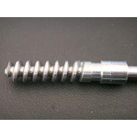 供应不锈钢蜗杆,电机蜗杆,法向直廓蜗杆