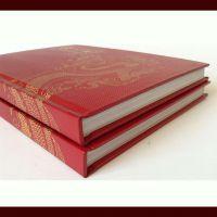 深圳印刷厂生产硬壳精装画册 圆脊书精装册印刷 铜板纸高档精装书设计