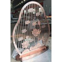 中式仿古雕刻镂空铝单板、铝屏风、铝窗花供货厂家。