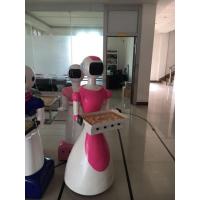【广州金灵餐饮机器人】JL101智能送餐机器人价格