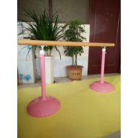 海南艺术体操压腿杆生产厂家 舞蹈室舞蹈把杆价格 音乐凳 美观牢固