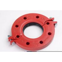 批发优质法兰 DN165mm转换法兰 迈克沟槽管件 质量可靠耐高压