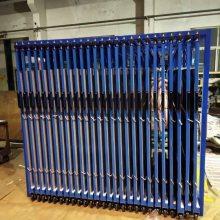 湖南铝板存放架 铝合金板货架 伸缩悬臂式货架生产工艺 重型板材存放方法