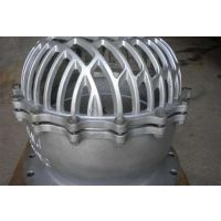 不锈钢水上式底阀 大口径焊接底阀